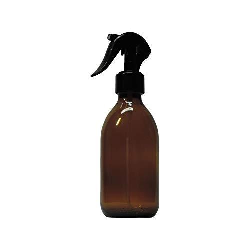 mikken 250 ml Sprühflasche Braunglas