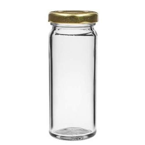 108 ml Rundglas mit Schraubverschluss