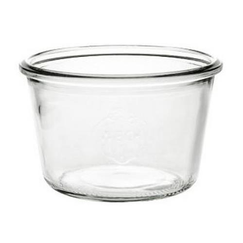 WECK Sturzglas 370 ml Einmachglas 1/4 Liter