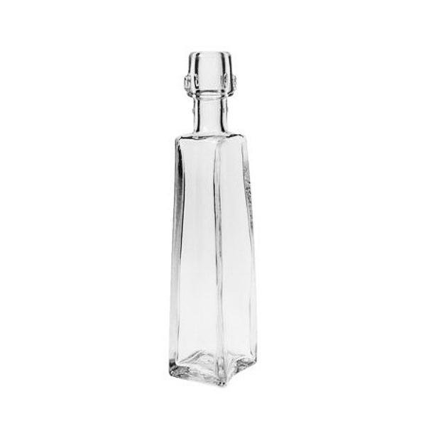 Bügelverschlussflasche 40 ml kleine Glasflasche ohne Bügelverschluss