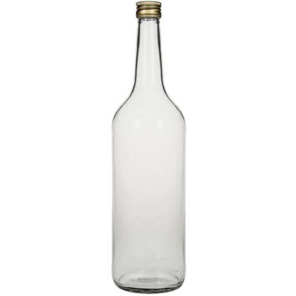 Likörflasche 1 Liter Saftflasche 1000 ml leer kaufen