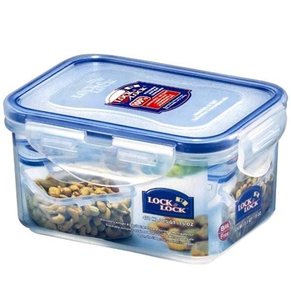 Lock & Lock Frischhaltedose HPL807 470 ml Frischhaltebox