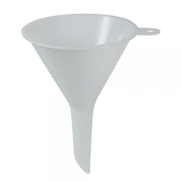 Trichter Ø 7 cm Weiß Kunststoff Einfülltrichter