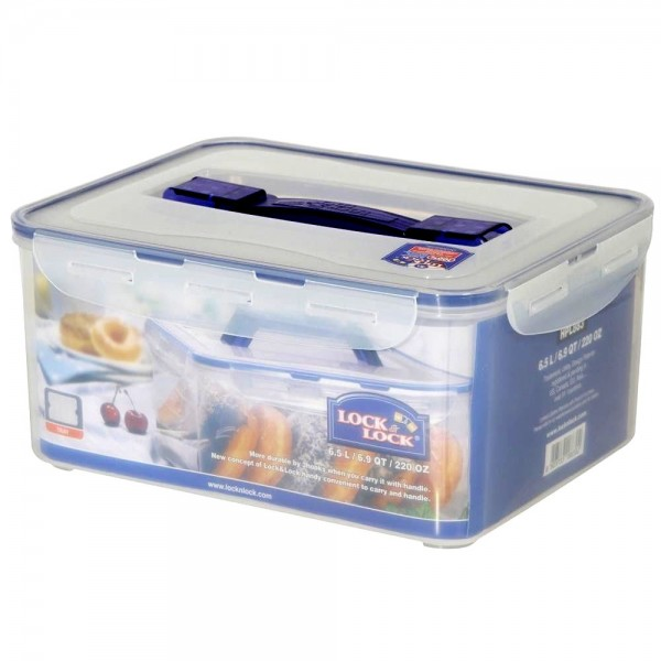 Lock & Lock Frischhaltedose HPL883 6500 ml Multifunktionsbox