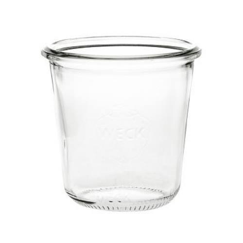 WECK Sturzglas 290 ml hoch Einmachglas