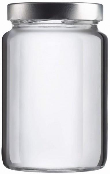 785 ml Einmachglas mit PVC freiem Deep Schraubverschluss