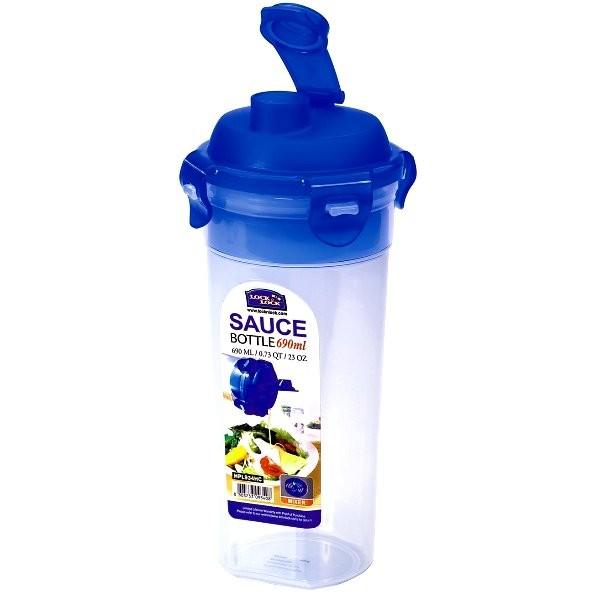 Lock & Lock Mixer Flasche HPL934HC 690 ml Frischhaltedose