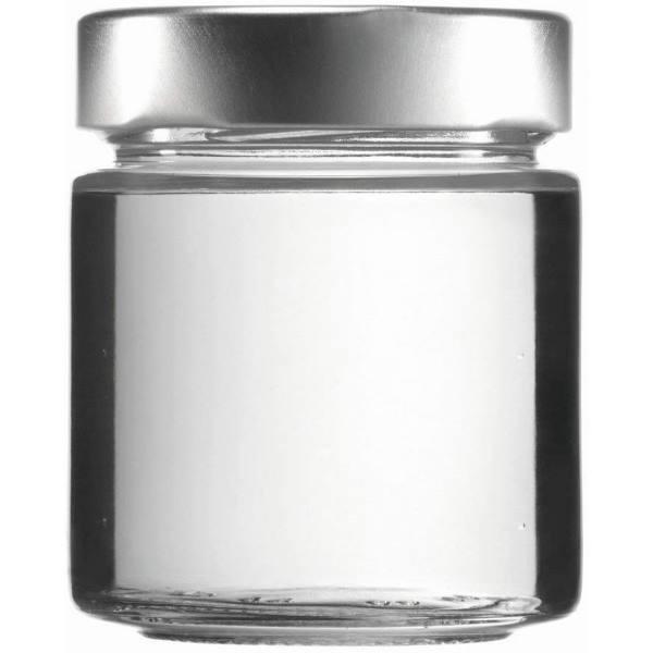 mikken Einmachglas 150 ml Modern mit PVC freiem Schraubverschluss
