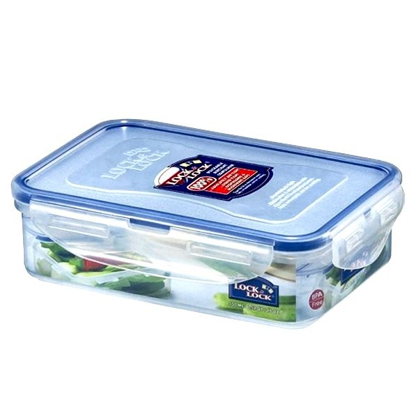Lock & Lock Frischhaltedose HPL815 550 ml Frischhaltebox