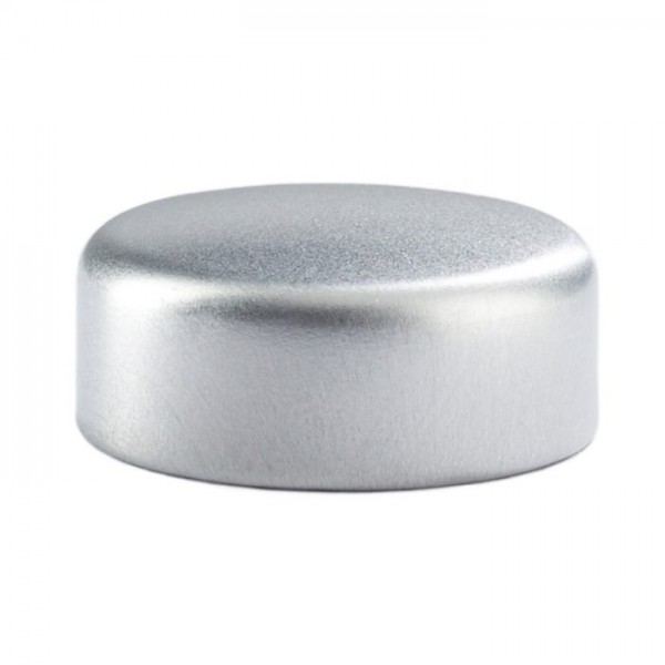 Schraubverschluss Deckel GPI 28 Silber