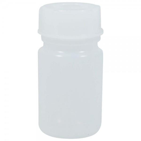 50 ml Weithalsflasche mit Schraubverschluss