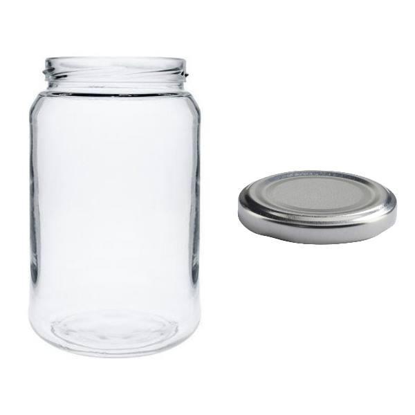 Einmachglas 720 ml Vorratsglas