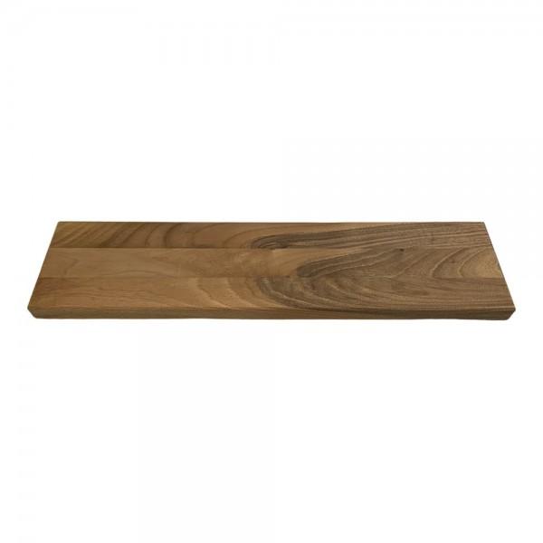 Gewürzregal Board Nussbaum