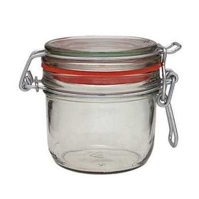 Einmachglas 255 ml mit Bügelverschluss