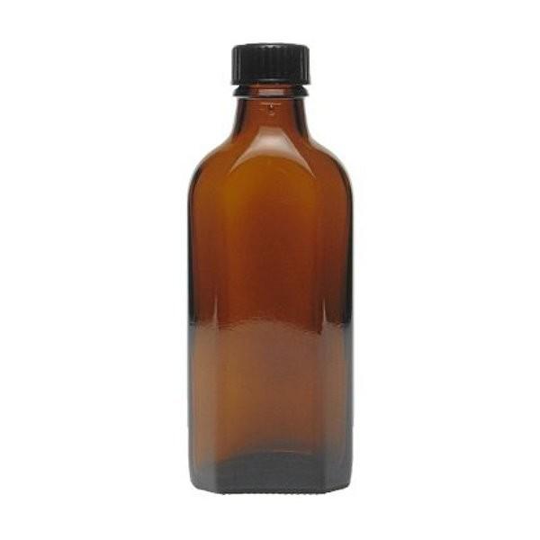 100 ml Meplatflasche mit Schraubverschluss