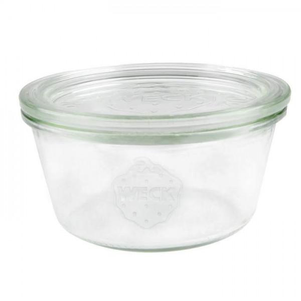 Weck Sturzglas 300 ml Gourmetglas mit Deckel