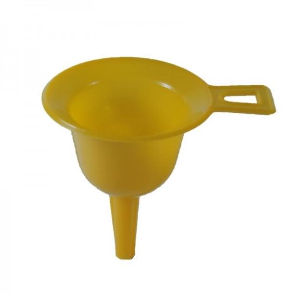 Trichter Ø 1,1 cm Gelb Kunststoff Flaschentrichter
