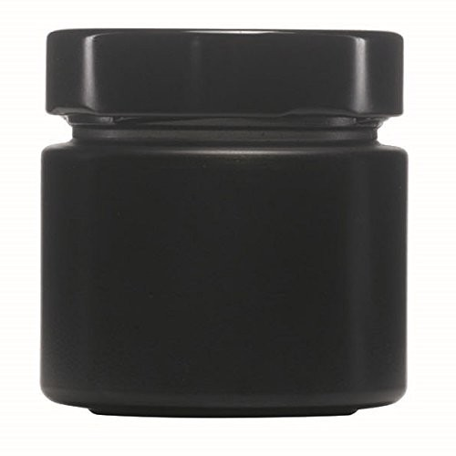 Gewürzglas 125 ml mikken ART schwarz