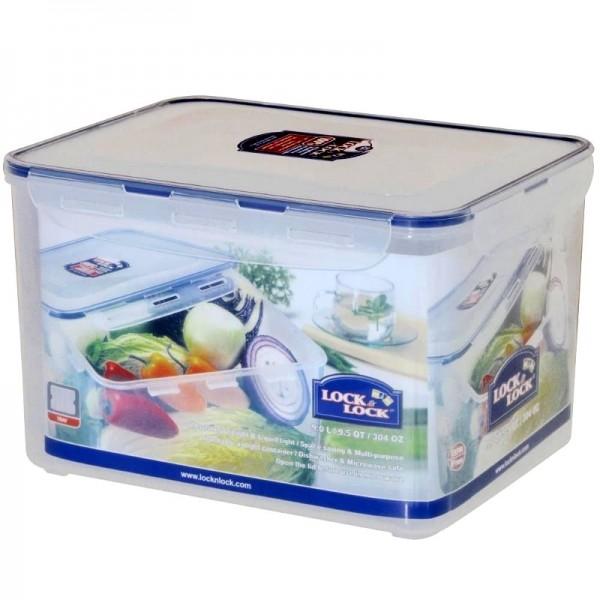 Lock & Lock XL Frischhaltedose HPL838 9 Liter Multifunktionsbox