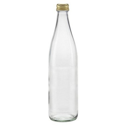 Glasflasche 500 ml Saftflasche mit dem Likörflasche Schnapsflasche kaufen