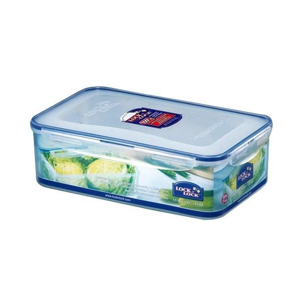 Lock & Lock Frischhaltedose HPL 833 3600 ml Frischhaltebox