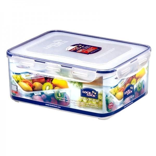 Lock & Lock XL Frischhaltedose HPL836 5500 ml Frischhaltebox