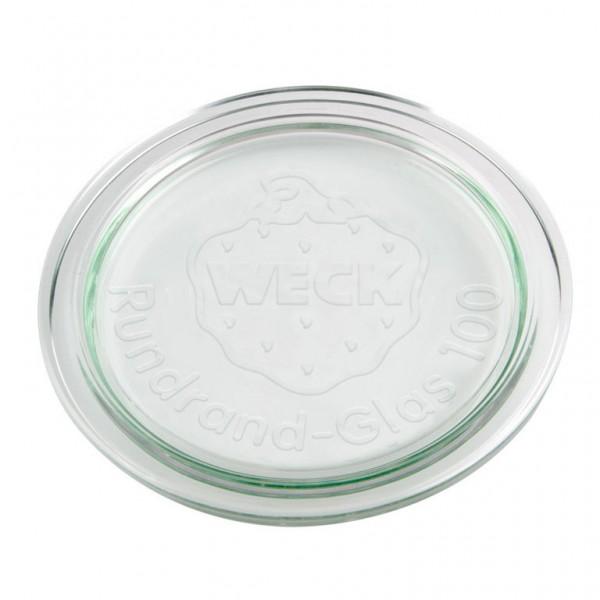 Weck Glasdeckel 10 cm Ersatzdeckel fpr Weckgläser