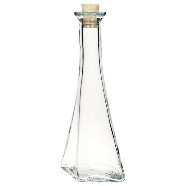 Glasflasche 100 ml mit Korken