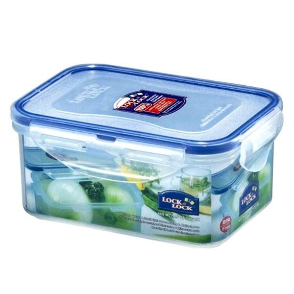 Lock & Lock Frischhaltedose HPL811 600 ml Frischhaltebox