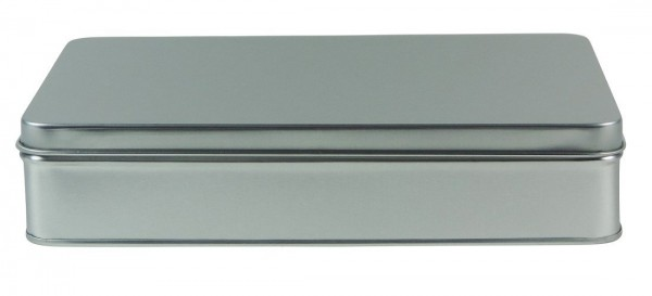 Vorratsdose 20 x 13 x 4.5 cm Metalldose