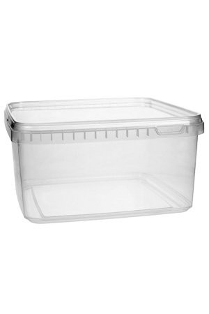 Kunststoffdose 1700 ml Frischhaltebox
