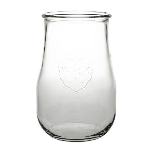 Weck Tulpenglas 1750 ml Rundrandglas