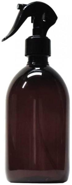 mikken 500 ml Sprühflasche Glas Braun Sprayflasche