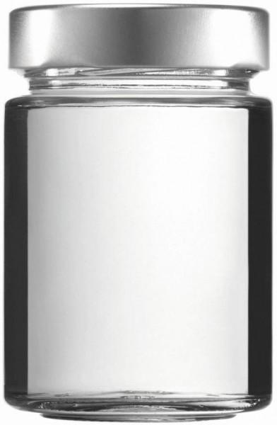 190 ml Marmeladengläser mit PVC freiem Schraubverschluss