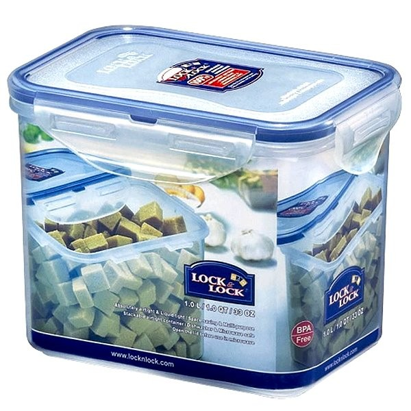 Lock & Lock Frischhaltedose HPL812 1000 ml Frischhaltebox