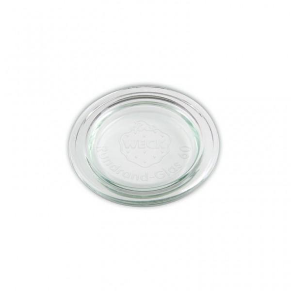 Weck Glasdeckel 6 cm Ersatzdeckel für Weckgläser & Weckflaschen