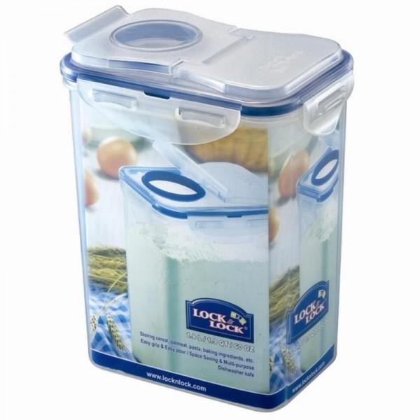 Lock & Lock Schüttbox HPL813F 1800 ml Frischhaltebox