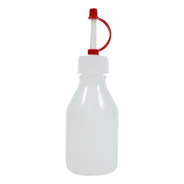 50 ml Dosierflasche Laborflasche Enghals