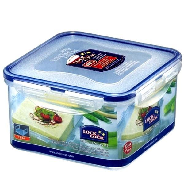 Lock & Lock Frischhaltedose HPL822T 1200 ml Frischhaltebox