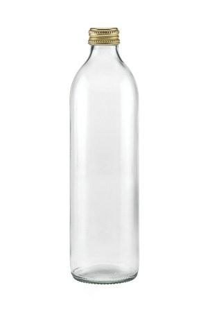 Glasflasche 500 ml Saftflasche Likörflasche Ölflasche Wasserflasche kaufen