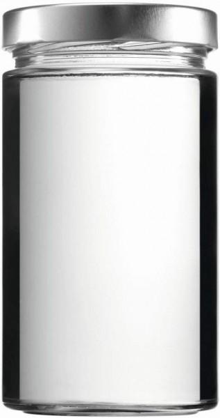 700 ml Einmachglas mit PVC freiem Schraubverschluss